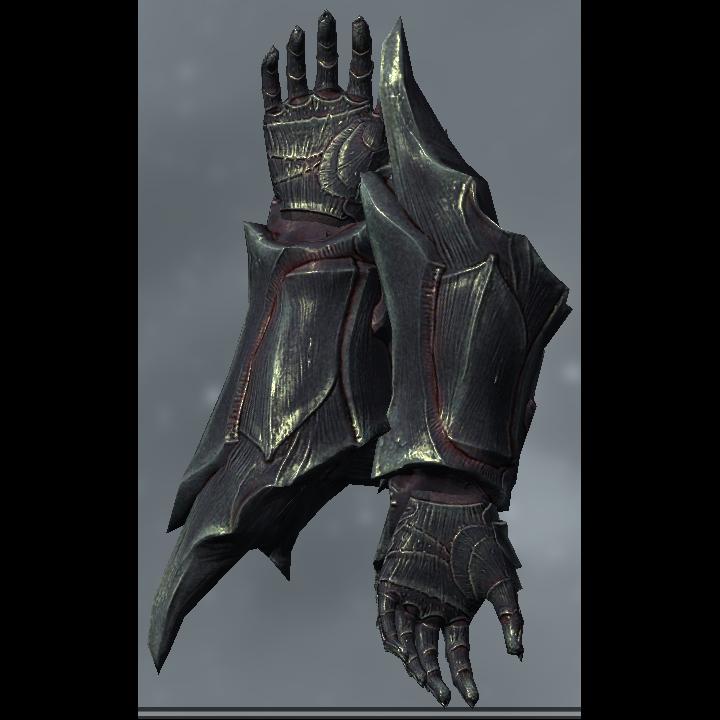 Фалмерские тяжёлые перчатки