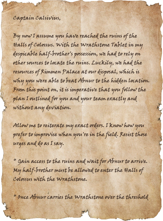 Letter from Queen Euraxia