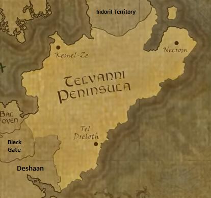 Telvanni Peninsula