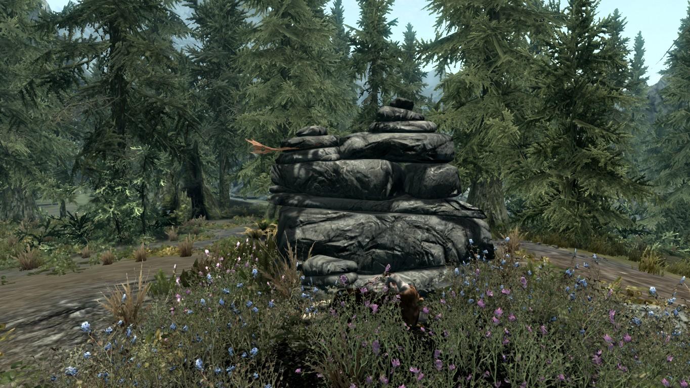 Могила тёмного эльфа