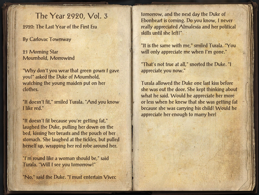 The Year 2920, Vol. 3