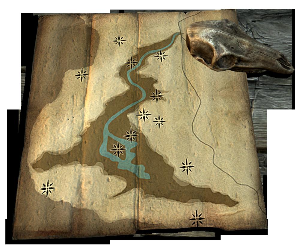 Карта предельцев