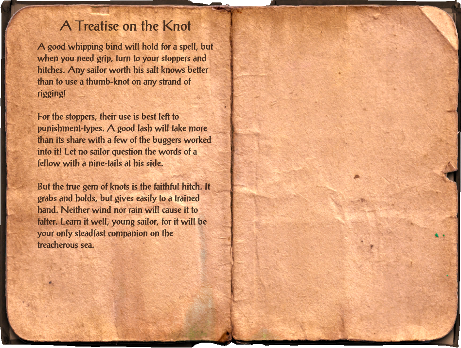 A Treatise on the Knot