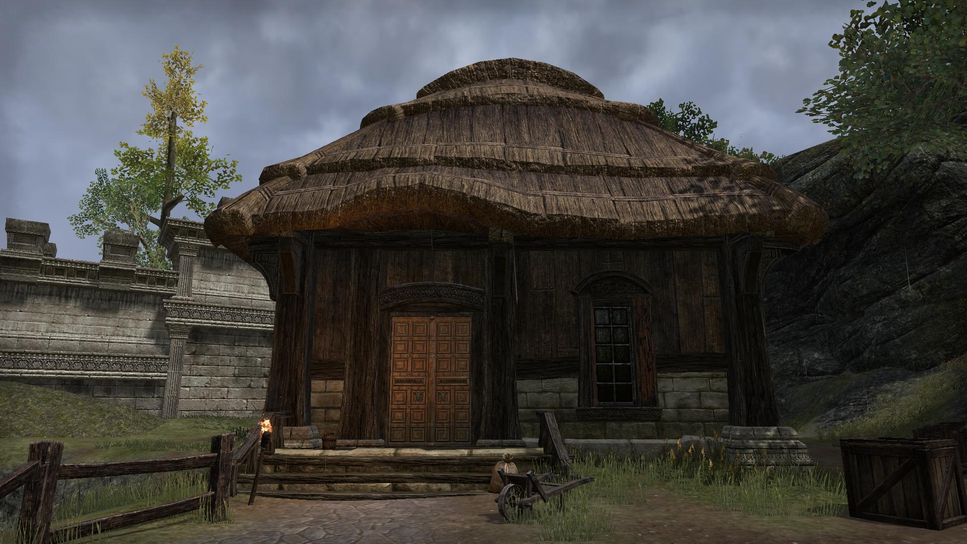 Angranel's House