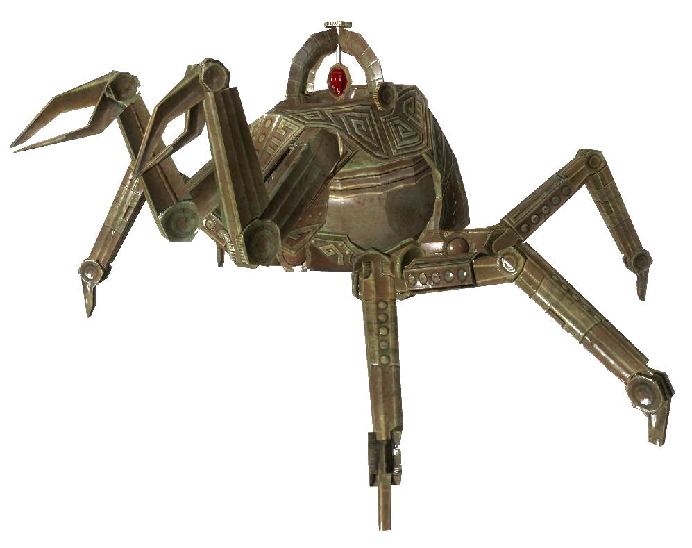 Двемерский паук (Skyrim)