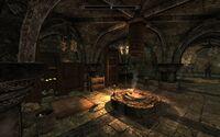 Proudspire Manor - ground level - alchemy lab
