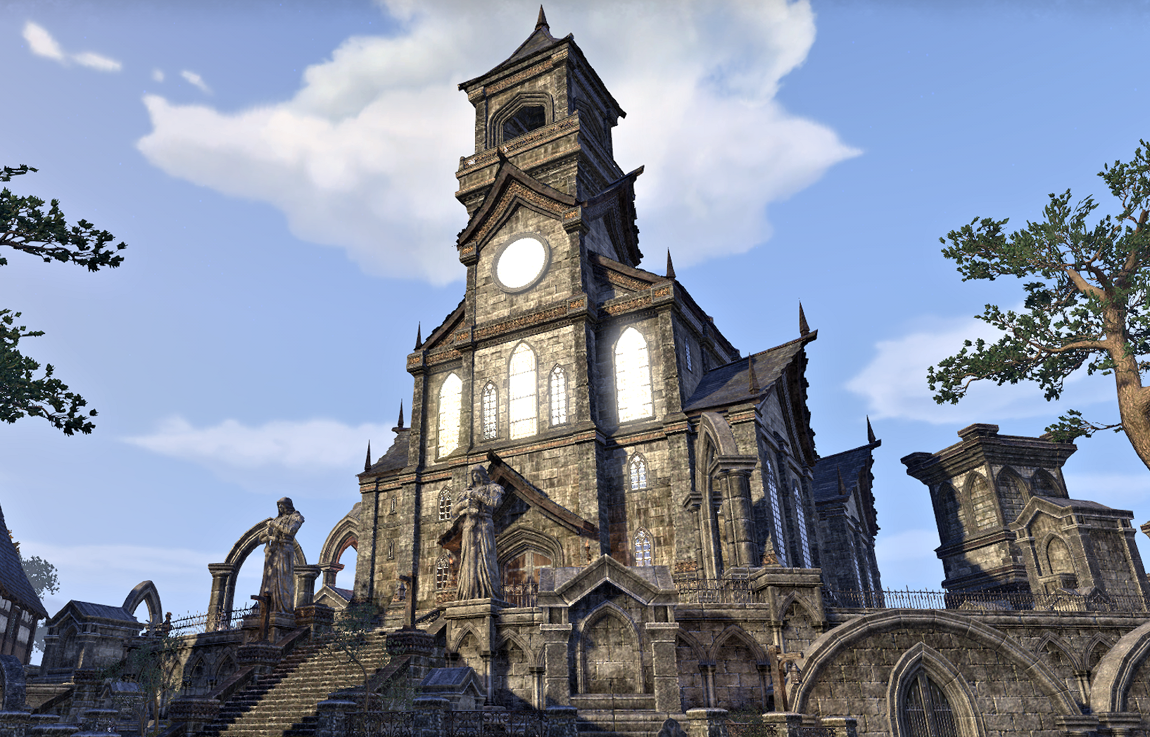 Temple of the Divines (Online)