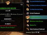 Recipes (Online)