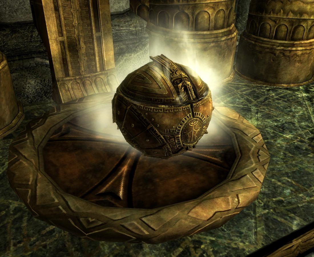Steadfast Dwarven Sphere