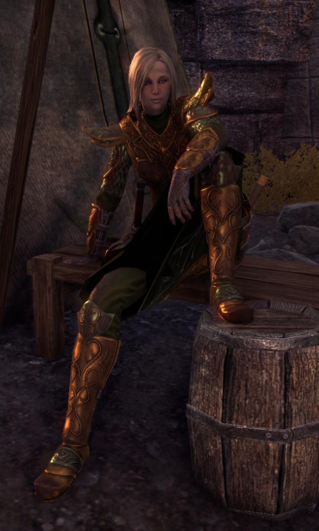 Gladiator Vaoldelf