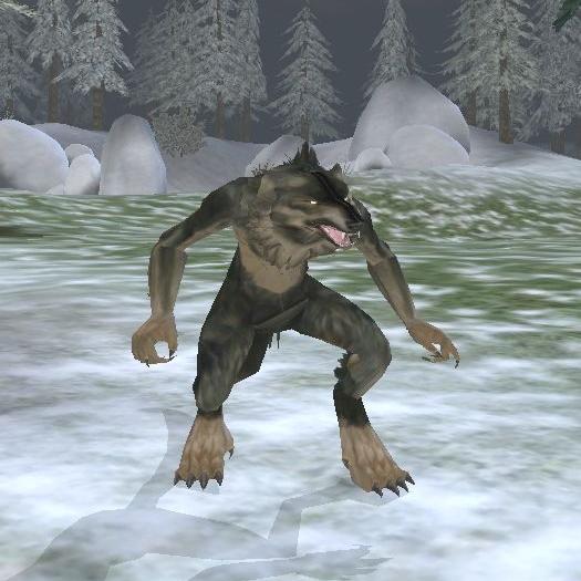 Hombre lobo (Bloodmoon)