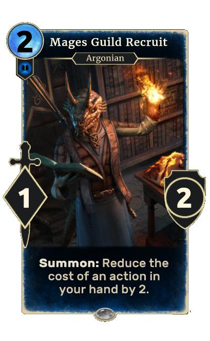 Mages Guild Recruit