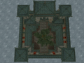 Mournhold Royal Palace Courtyard Overhead