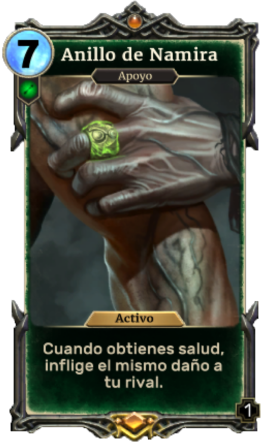 Anillo de Namira (Legends)