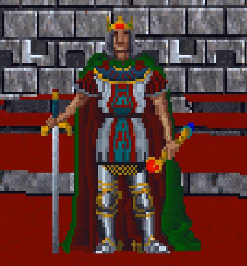 King Erarne
