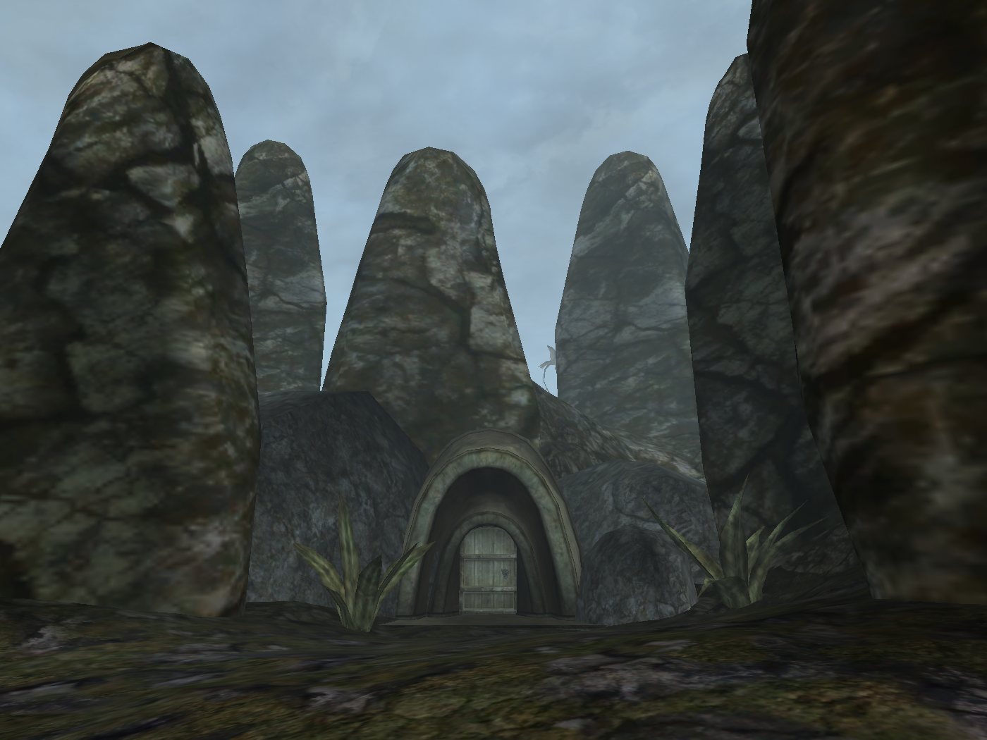 Drethan Ancestral Tomb