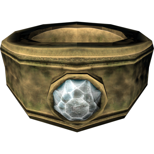 Gold Diamond Ring (Skyrim)