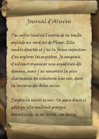 Journal d'Aluvus