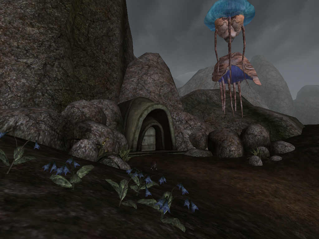 Randas Ancestral Tomb (Morrowind)