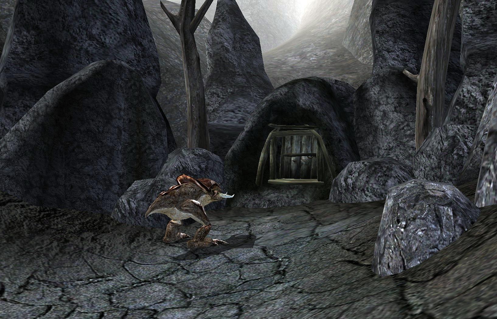 Caves (Morrowind)