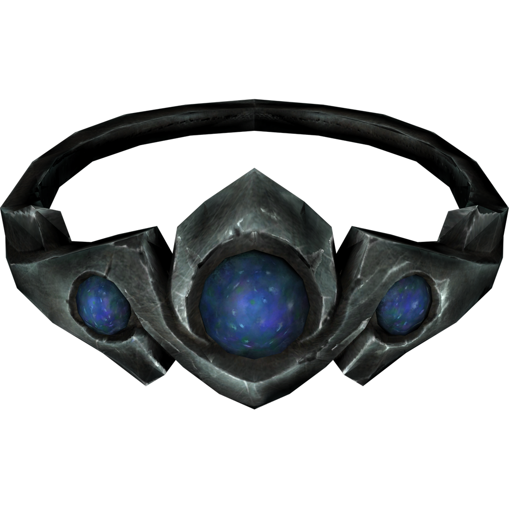 Silver and Moonstone Circlet