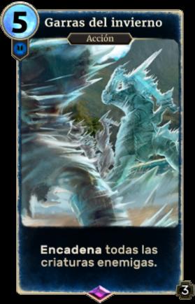 Garras del invierno (Legends)