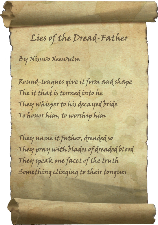 Lies of the Dread-Father