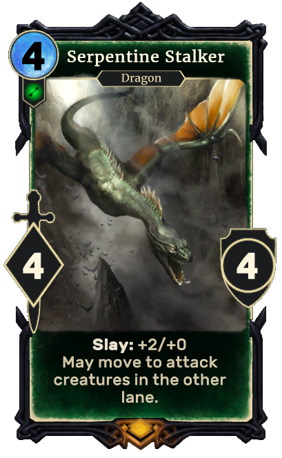 Serpentine Stalker