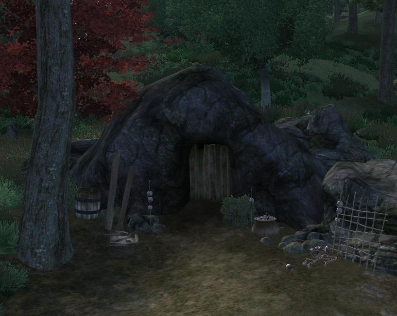 Пещера Гоблина Джима