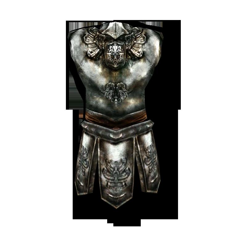Стальная кираса (Morrowind)