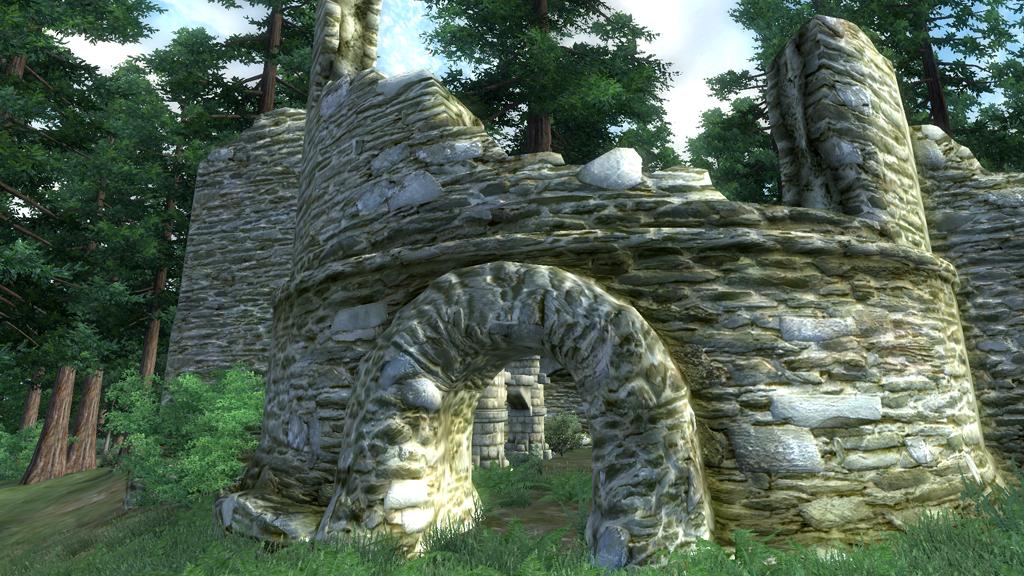 Форт Деревянной Руки