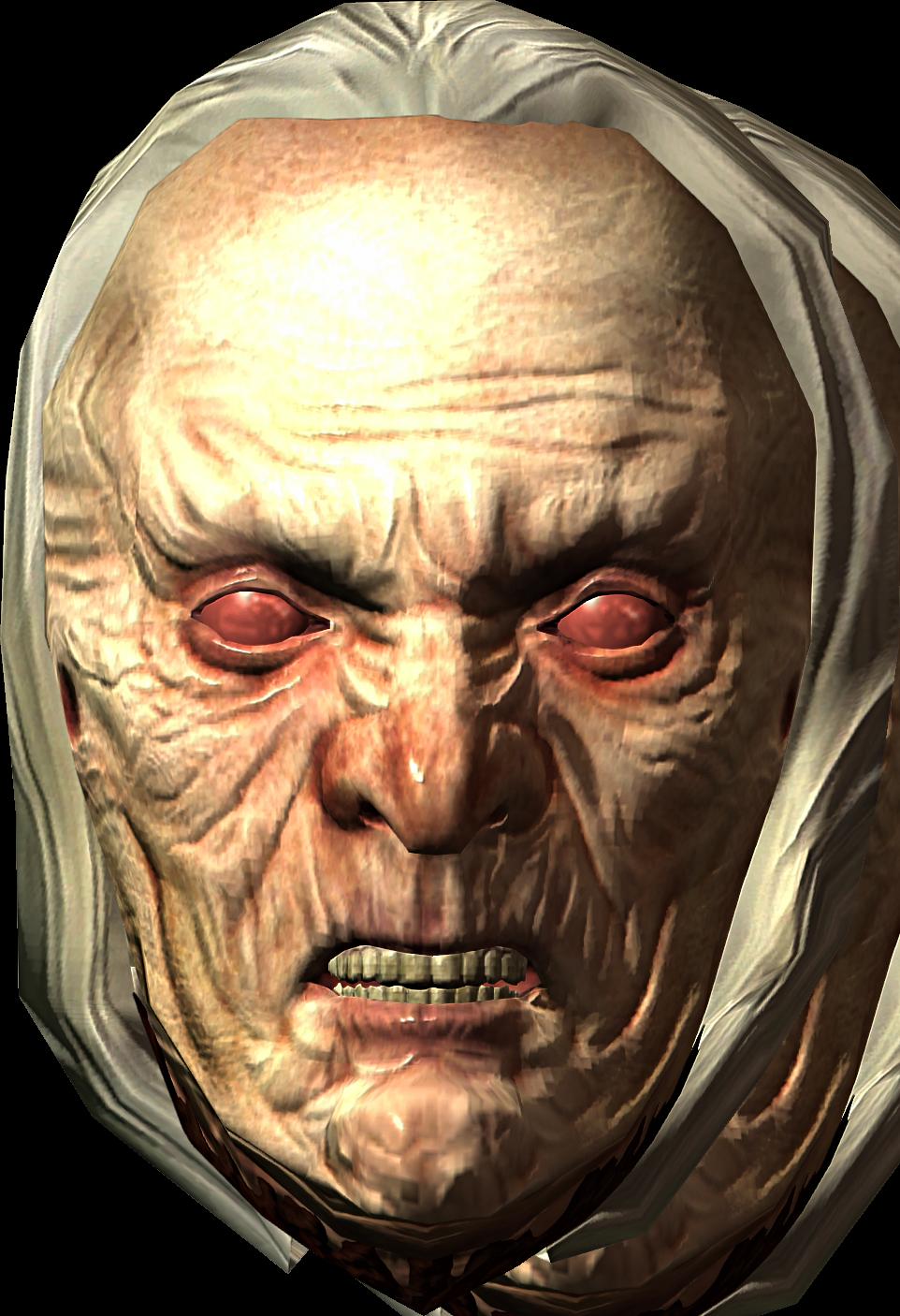 Glenmoril Witch Head