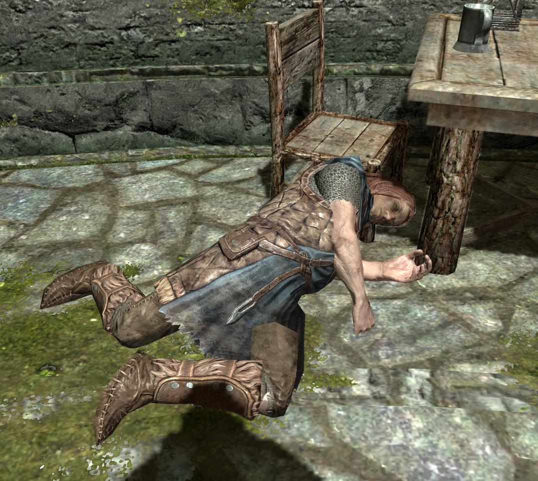 Gunjar (Skyrim)