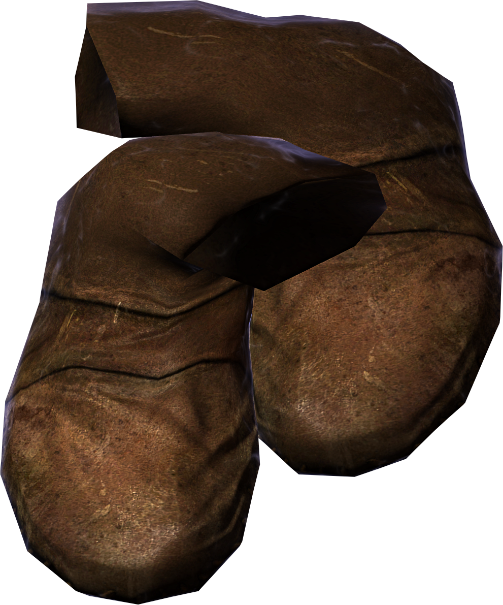 Telvanni Shoes