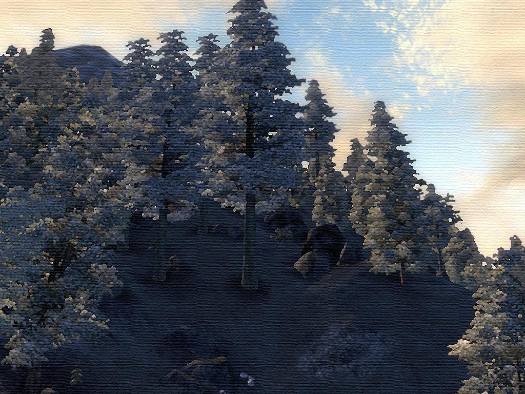 Горы Валус