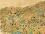 Карта сокровищ Дешаана I