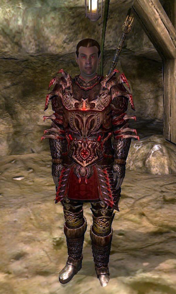 Bleak Mine Guard