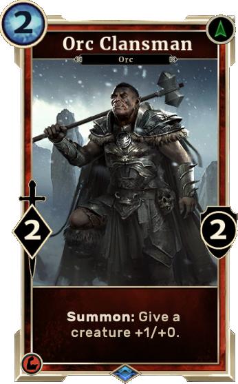 Клановый орк