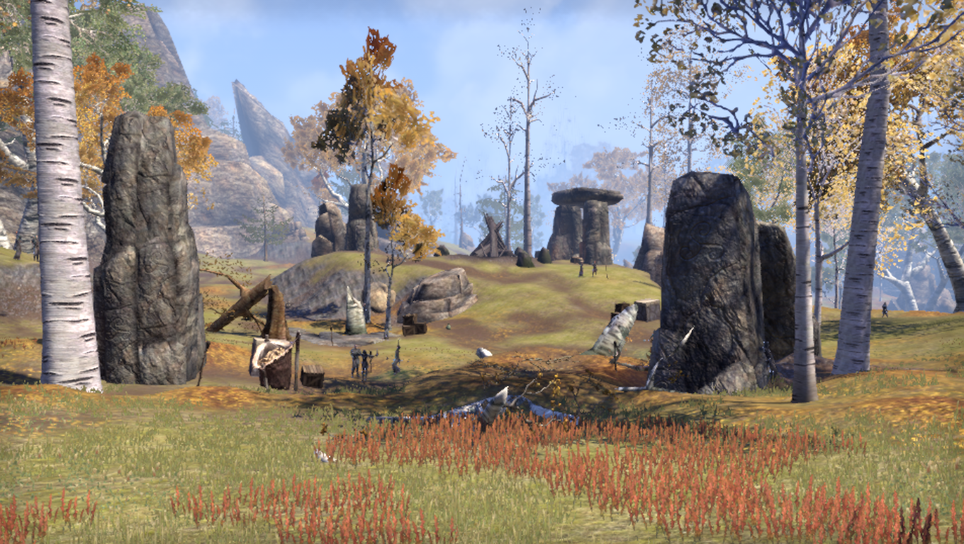 Autumnshade Clearing (Online)