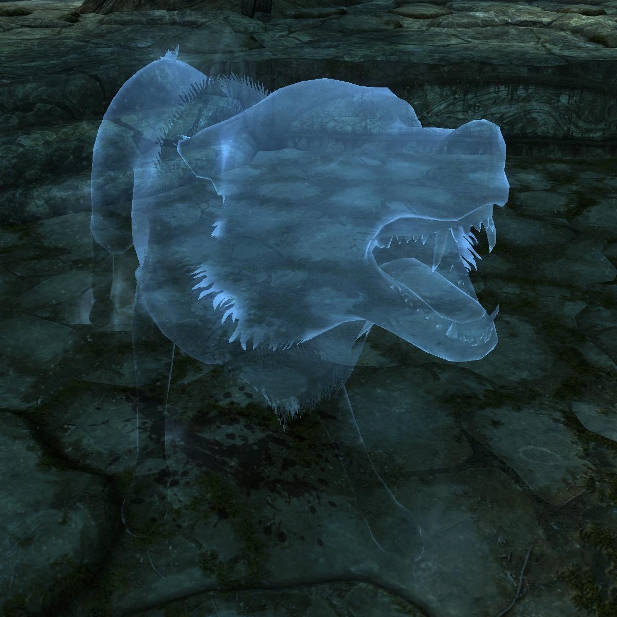 Espíritu de lobo