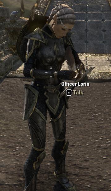 Officer Lorin