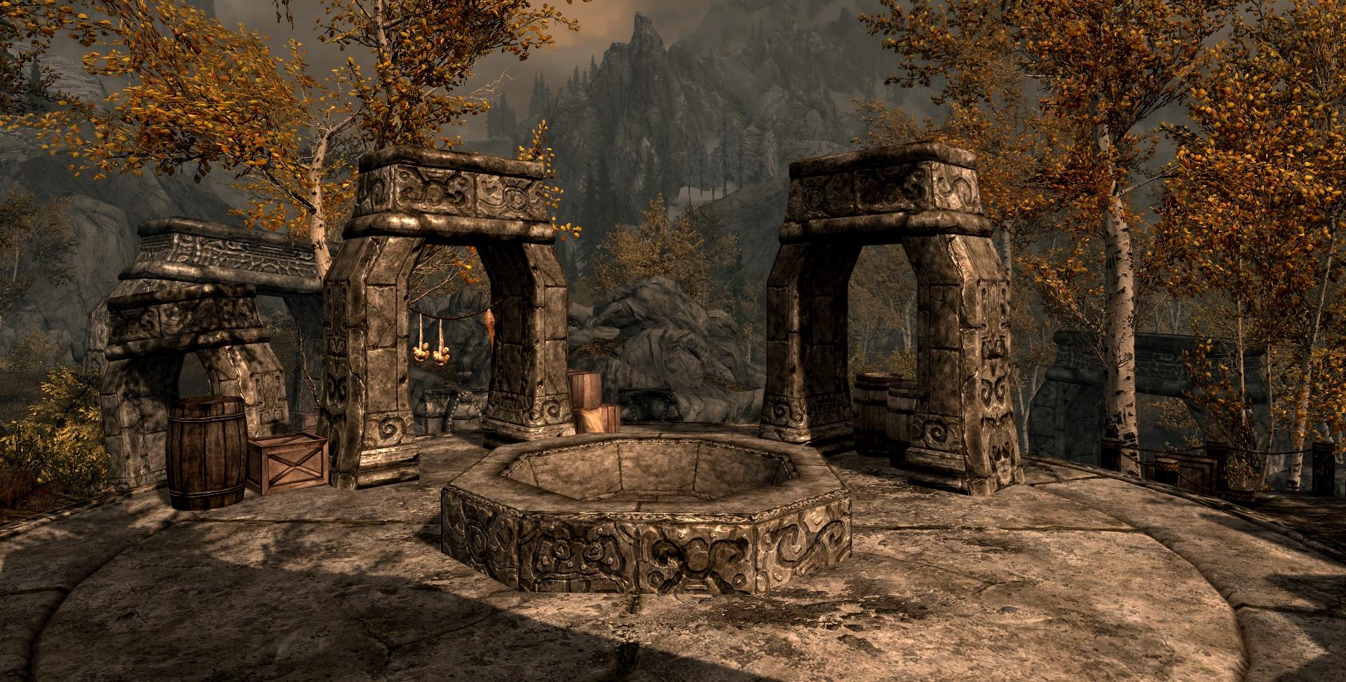 Руины Бталфта
