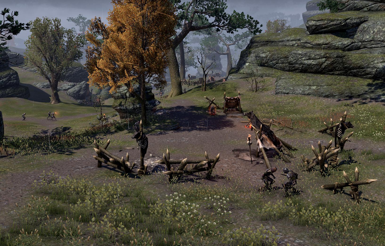 Stonechewer Goblin Camp