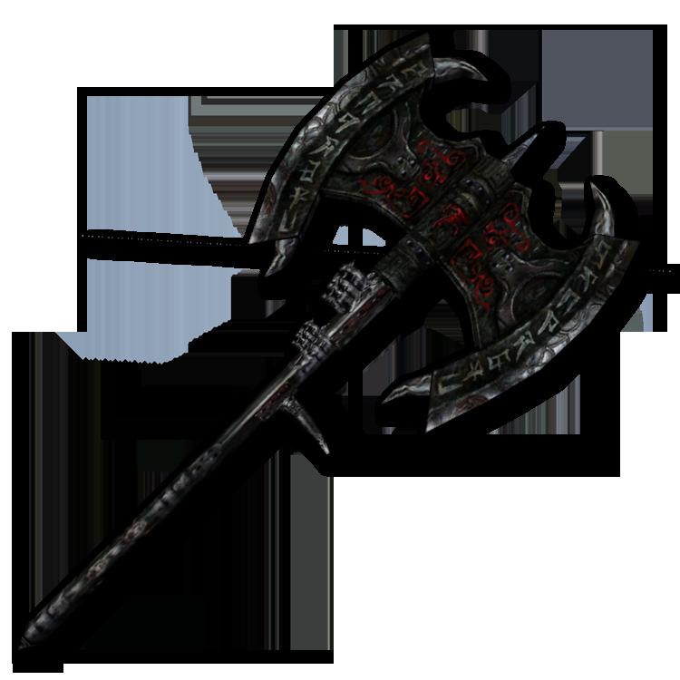 Даэдрическая секира (Morrowind)