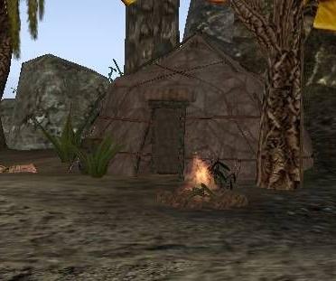 Ashamanu Camp, Kausha's Yurt