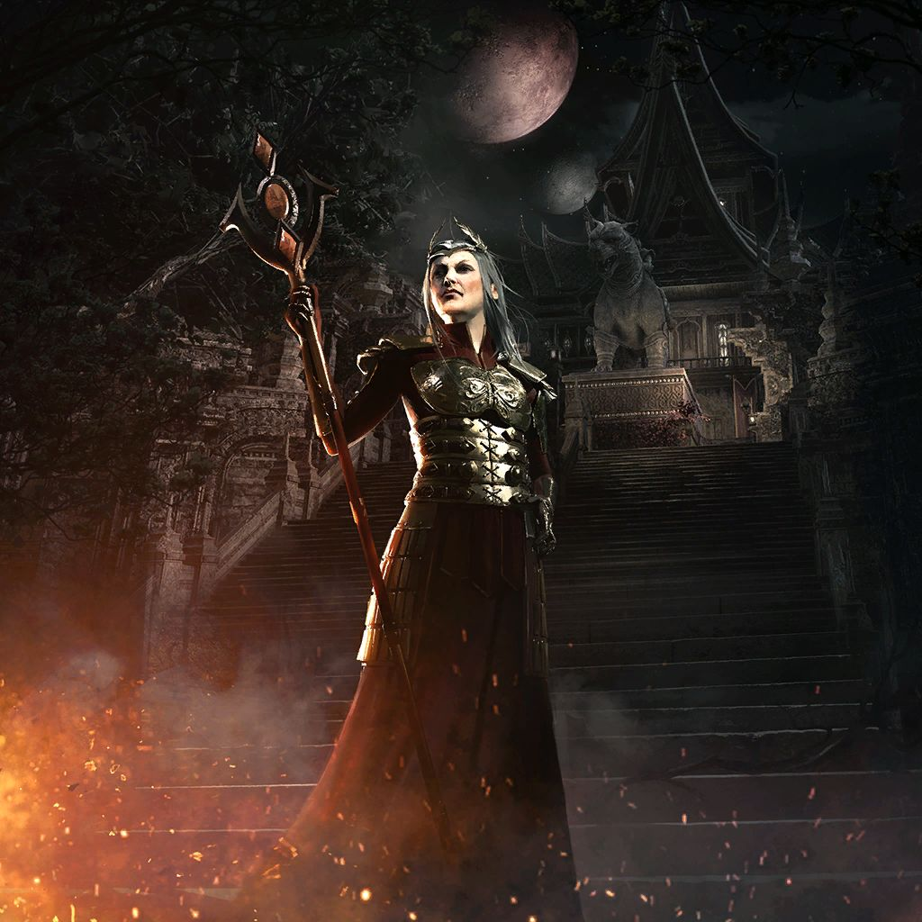 Euraxia Tharn (Legends)