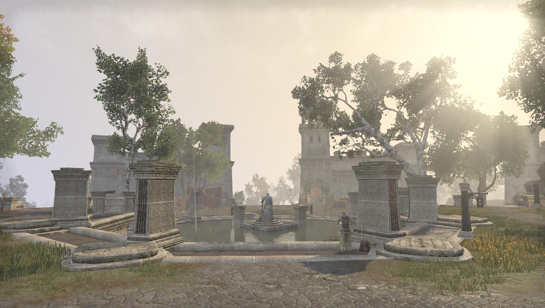 Западные ворота Эльсвейра