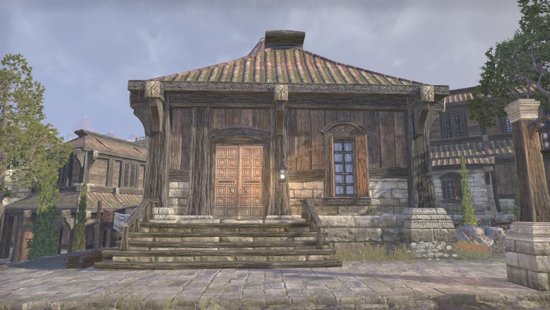 Дом Делвина