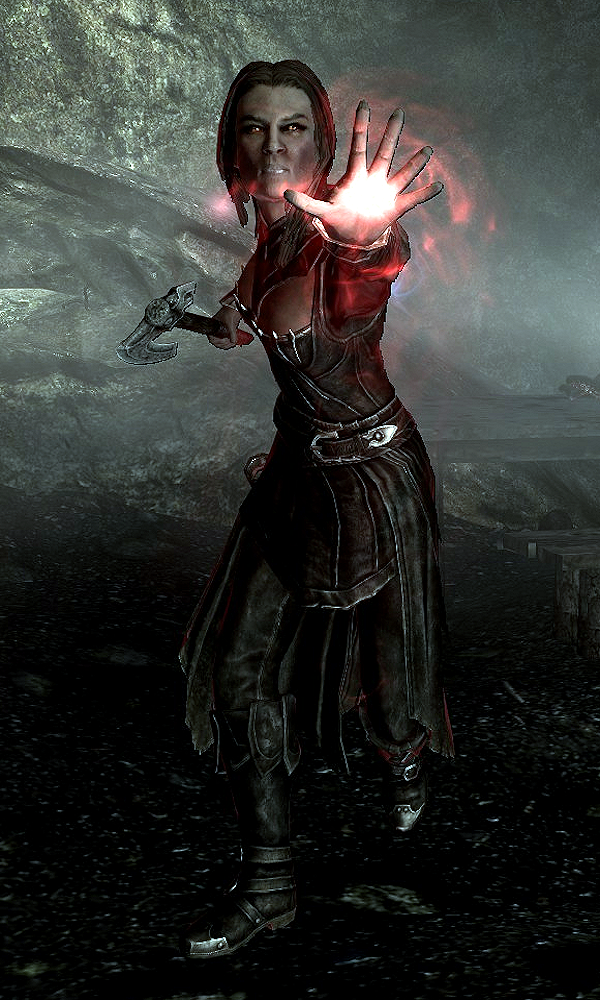 Blooded Vampire
