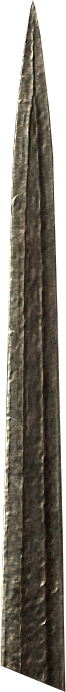 Broken Iron Sword Blade